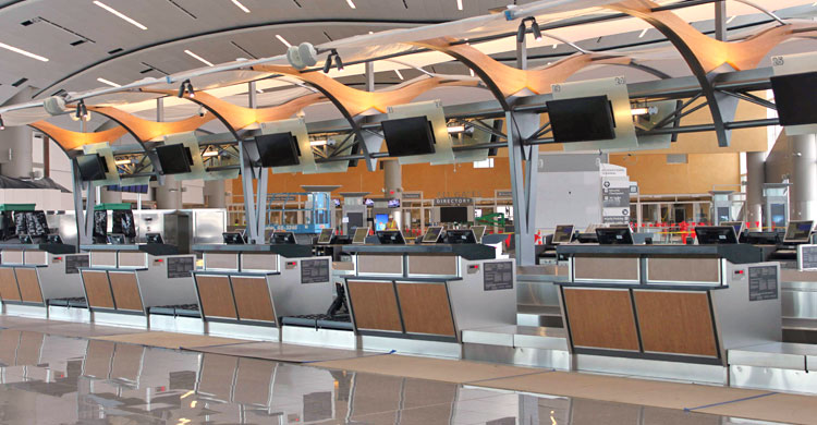 Sterile-Air: Environments: Airports